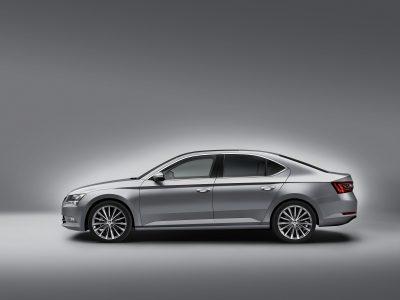 Nuevo Škoda Superb: Llega el checo más lujoso