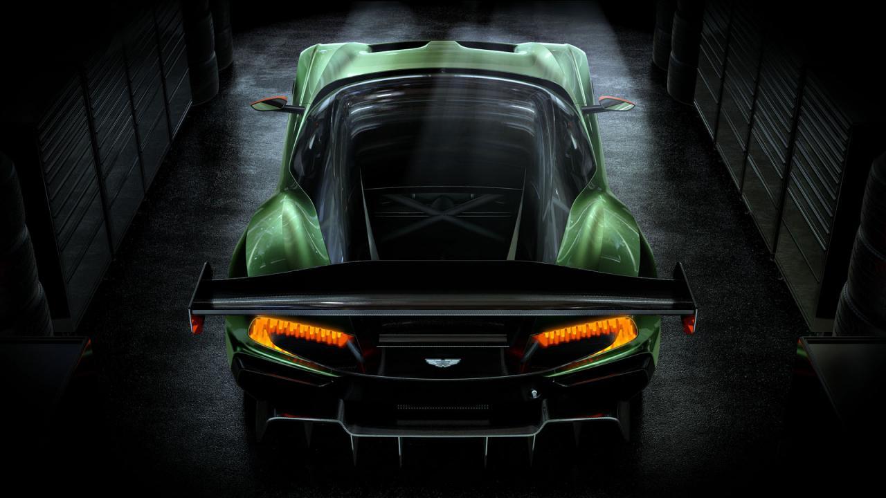Oficial: Aston Martin Vulcan, más de 800 caballos y atmosférico 2