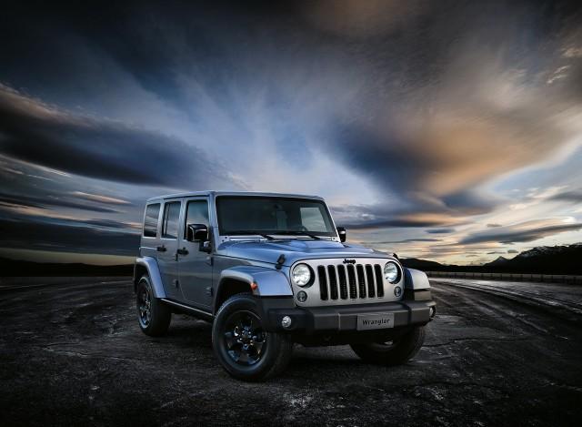 Oficial: Jeep Wrangler Black Edition II 1