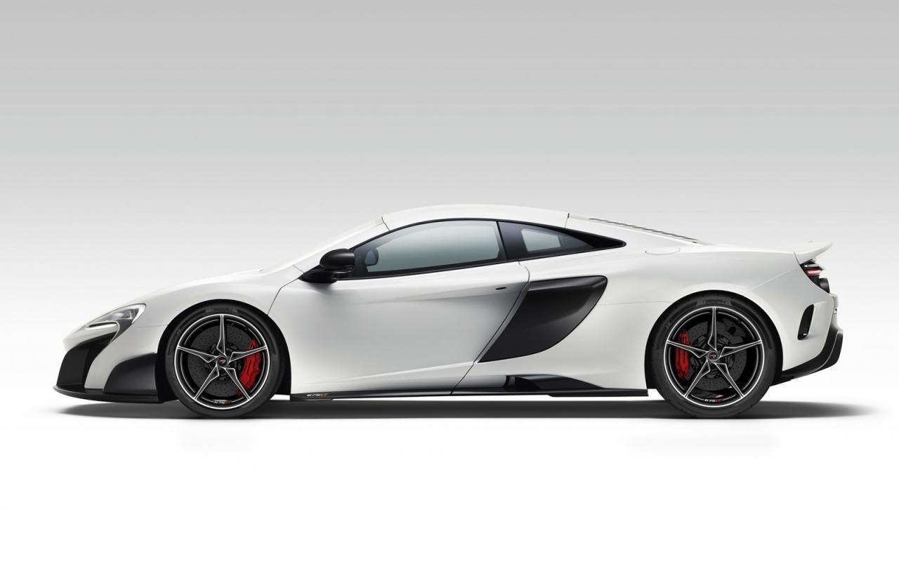 Oficial: McLaren 675LT 1