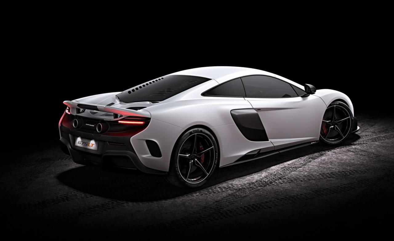 Oficial: McLaren 675LT 3