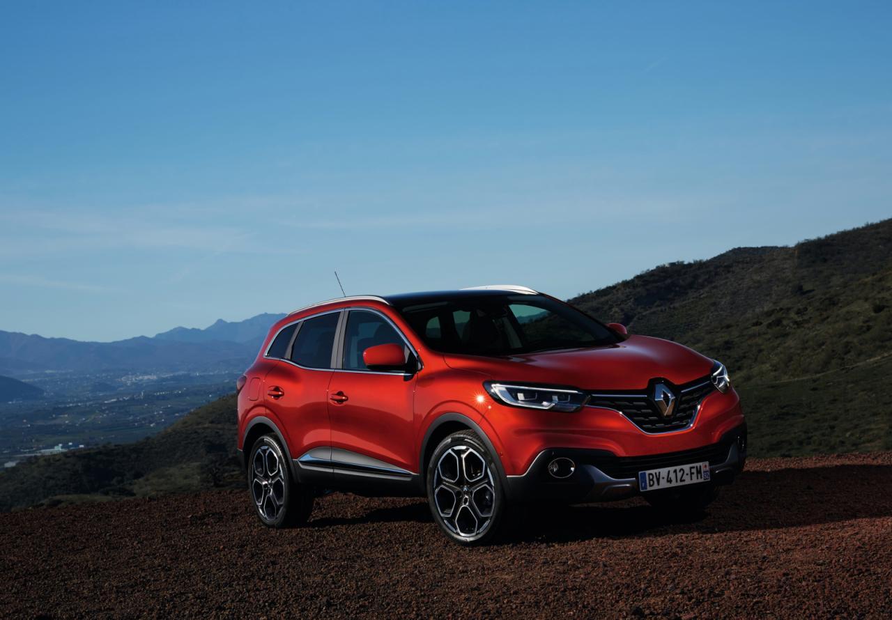 Oficial: Renault Kadjar, primera información e imágenes oficiales 3