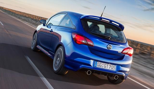 """Opel anuncia el nuevo Corsa OPC """"Performance"""" 2"""