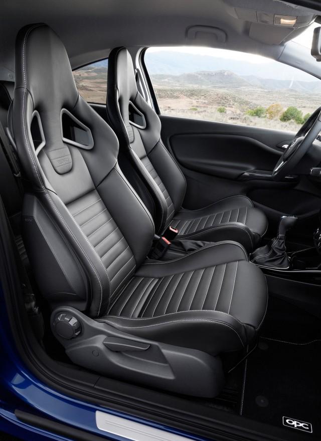 """Opel anuncia el nuevo Corsa OPC """"Performance"""" 3"""