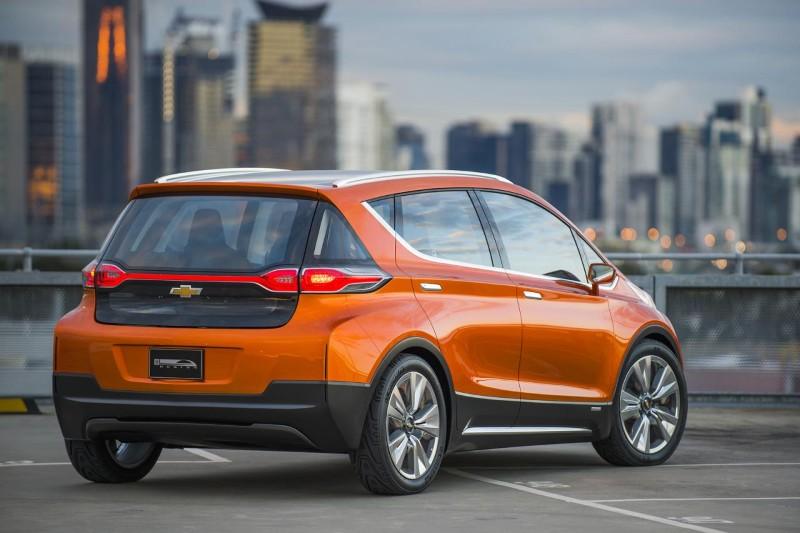 Opel venderá en Europa el Chevrolet Bolt 1