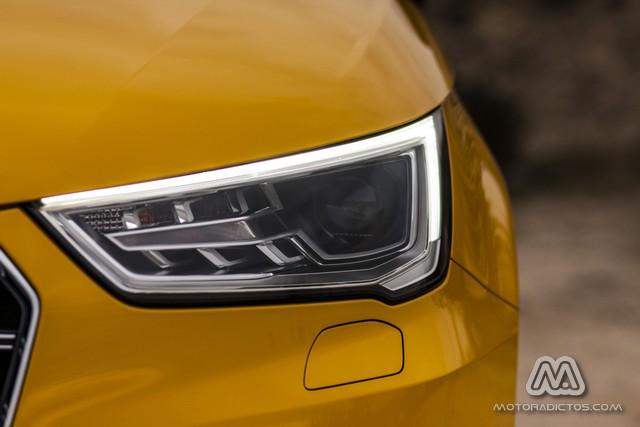 Prueba: Audi S1 Quattro 231 CV (diseño, habitáculo, mecánica) 2