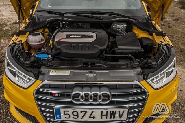 Prueba: Audi S1 Quattro 231 CV (diseño, habitáculo, mecánica) 3