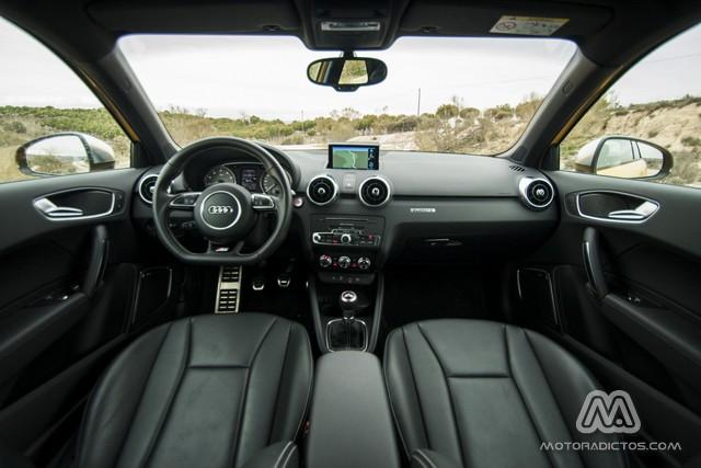 Prueba: Audi S1 Quattro 231 CV (diseño, habitáculo, mecánica) 4