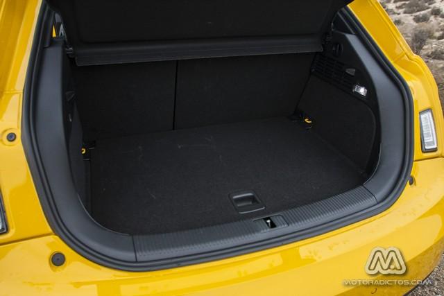 Prueba: Audi S1 Quattro 231 CV (diseño, habitáculo, mecánica) 7