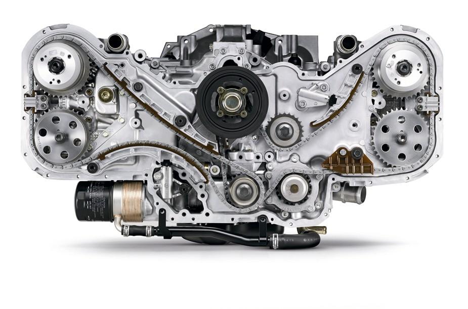 Subaru logra fabricar 15 millones de motores boxer: Una historia que se remonta a 1966 2