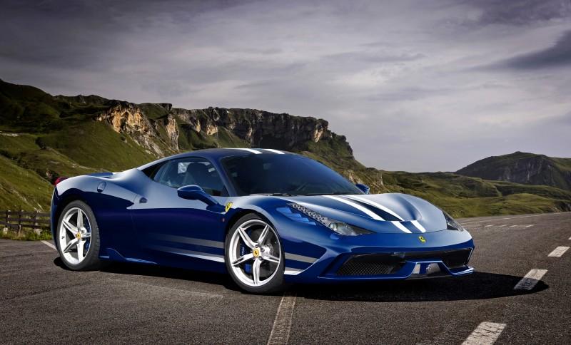 Último anticipo oficial del Ferrari 458 M, en vídeo y con sonido 1