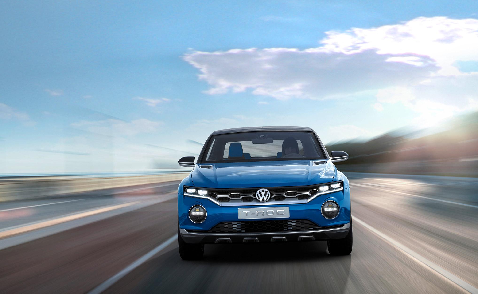Volkswagen, Seat y Skoda tendrán un nuevo crossover compacto 2