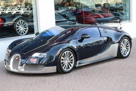 A la venta un Bugatti Veyron Grand Sport con tan sólo 6.000 kilómetros
