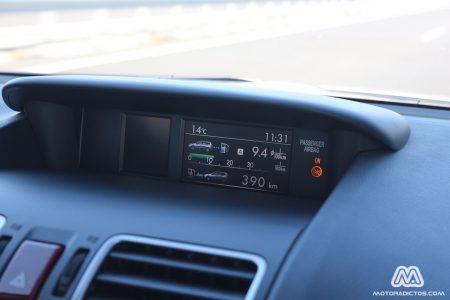 Contacto: Subaru Forester 2015 diésel Lineartronic