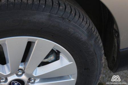 Contacto: Subaru Outback 2015, una alternativa muy diferente