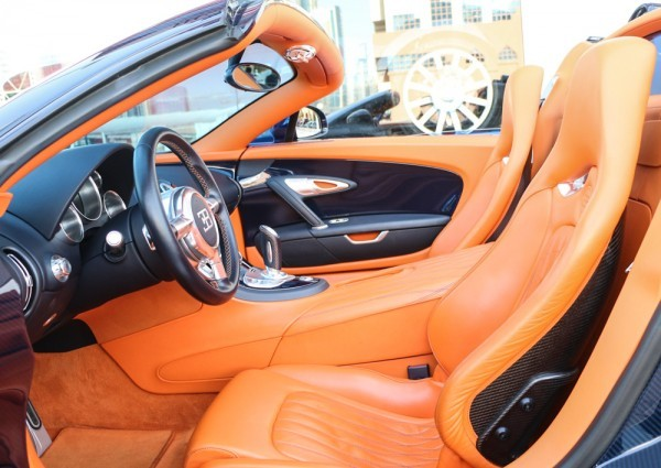 A la venta un Bugatti Veyron Grand Sport con tan sólo 6.000 kilómetros 2