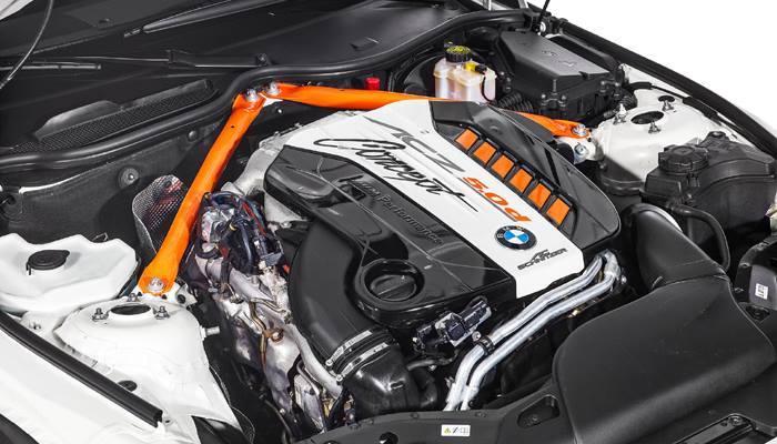 ACZ4 5.0d: Un BMW Z4... con motor diésel 6