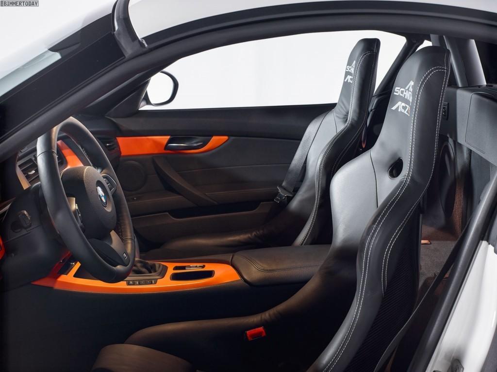 ACZ4 5.0d: Un BMW Z4... con motor diésel 7