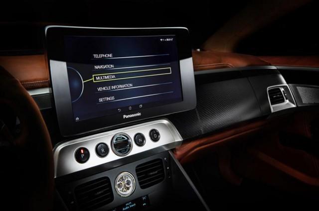 Aston Martin Thunderbolt, el Vanquish de Henry Fisker 2