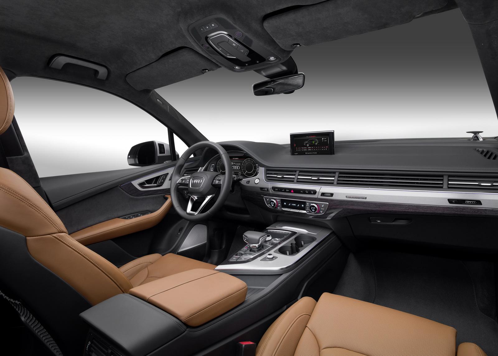 Audi Q7 e-tron 3.0 TDI quattro 2016: Sólo 1.7l/100 km de consumo medio 2