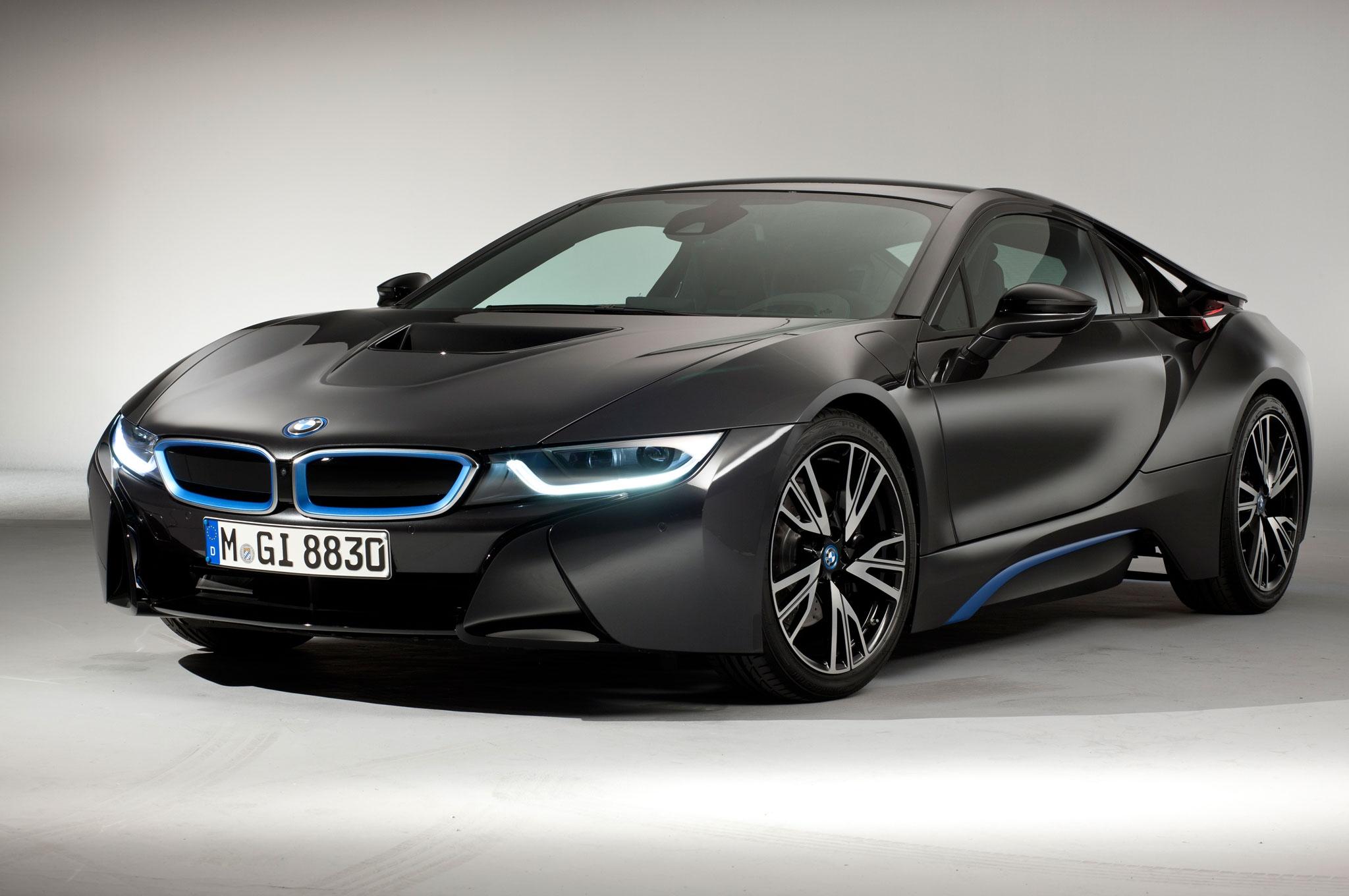 BMW duplica la producción del i8, y la demanda continúa subiendo 1