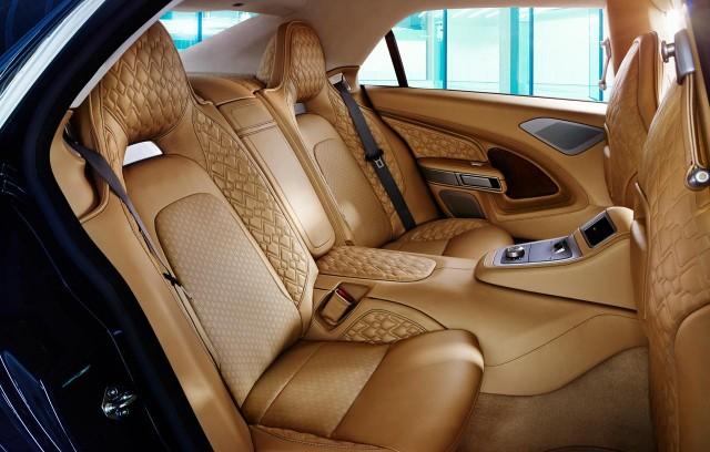 El Aston Martin Lagonda Taraf llega a Europa 2