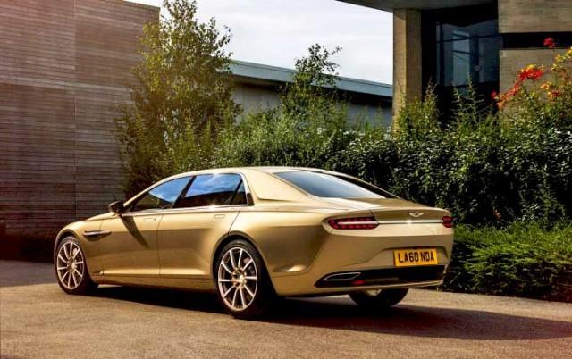 El Aston Martin Lagonda Taraf llega a Europa 3