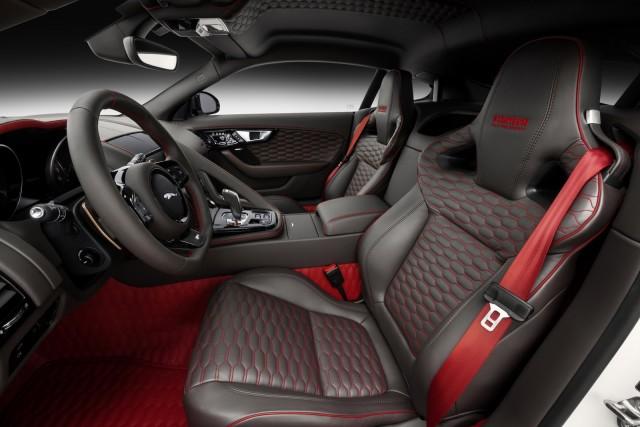 Fibra de carbono para tu Jaguar F-Type Coupé gracias a Startech 2