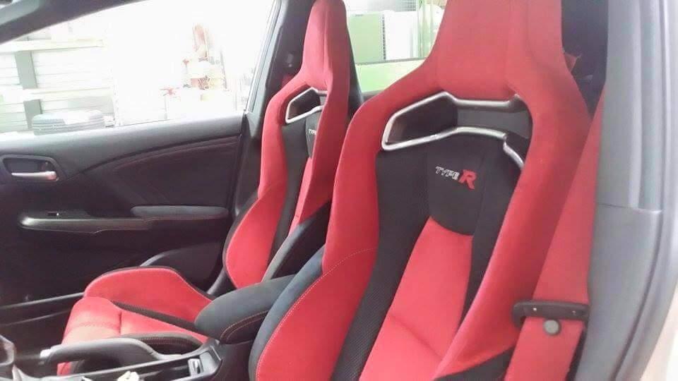 Fotos: Este es el nuevo Honda Civic Type R de producción 4