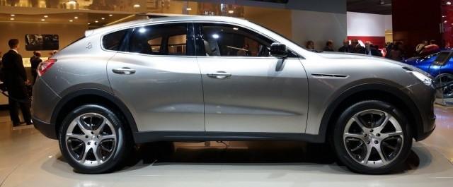 Maserati no quiere un rival para el Porsche Macan 2