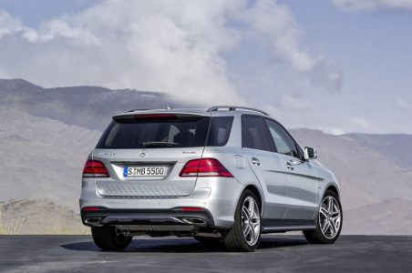 Oficial: Mercedes GLE, información y datos del nuevo Clase M