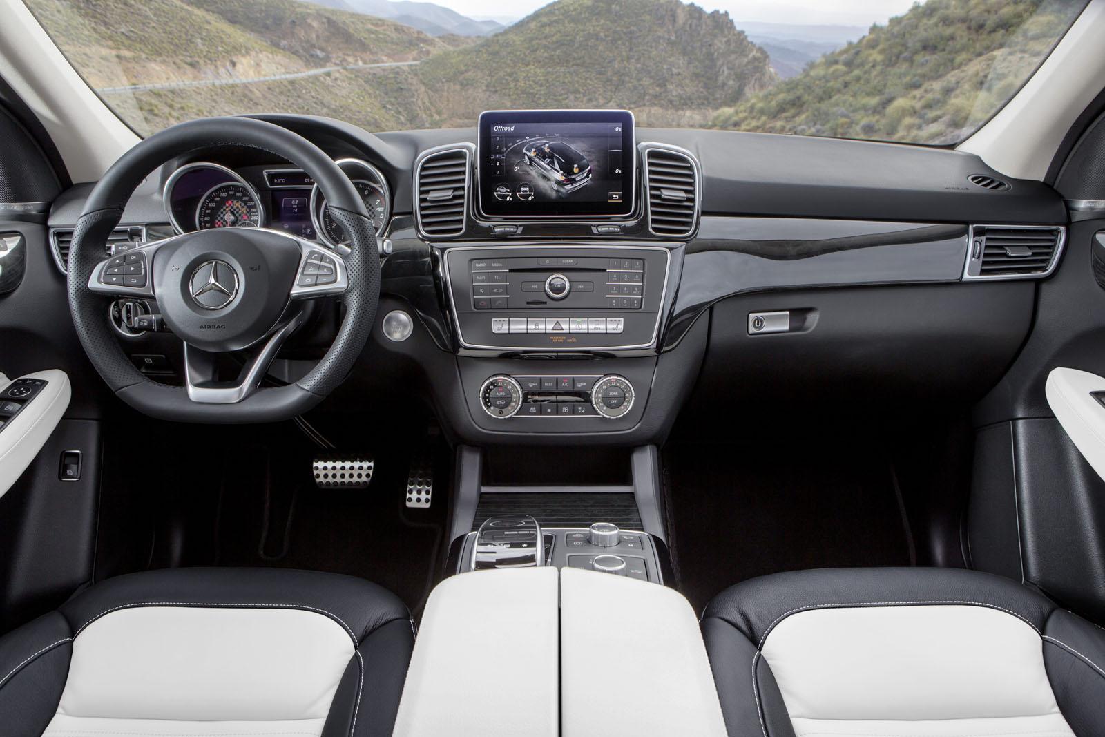 Mercedes GLE 63 AMG y 63 AMG S, información y datos 1