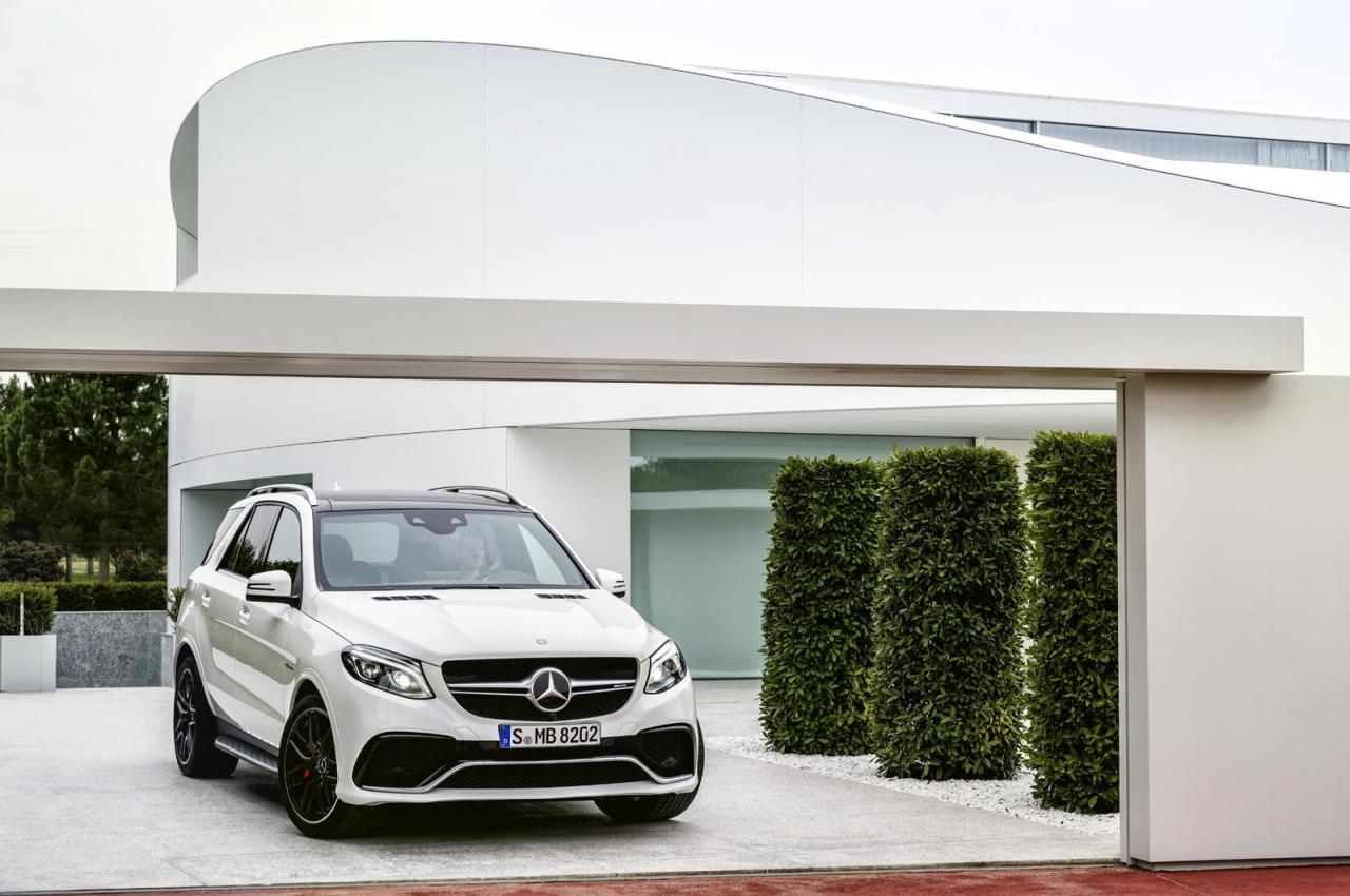 Mercedes GLE 63 AMG y 63 AMG S, información y datos 4