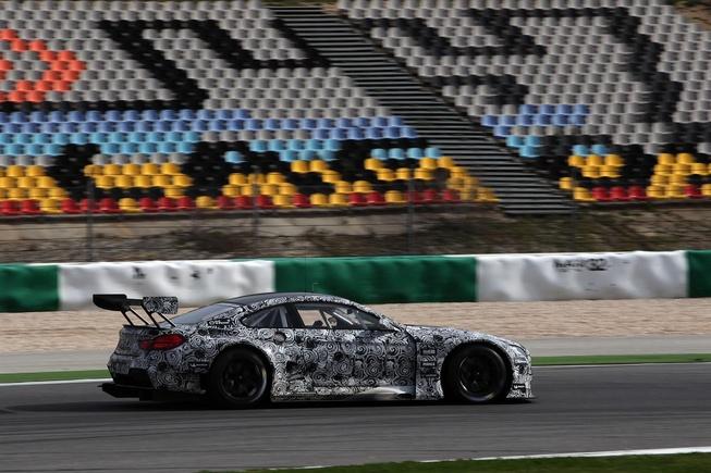 Nuevas imágenes oficiales del BMW M6 GT3 1