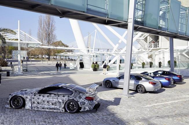 Nuevas imágenes oficiales del BMW M6 GT3 2