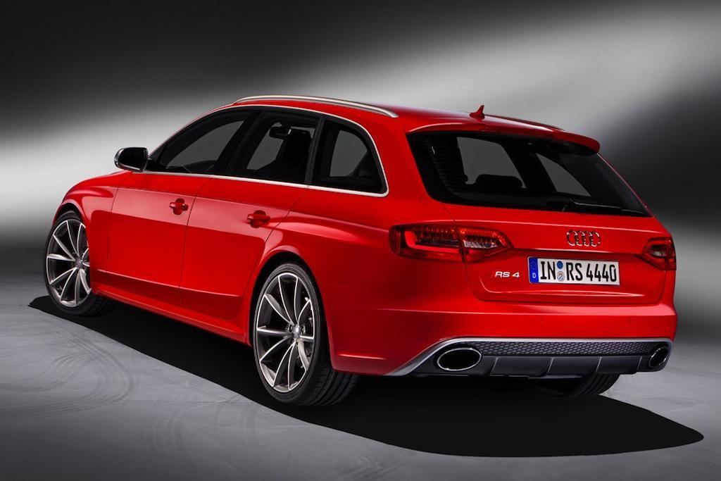 Oficial: Audi presentará el A4 en Fráncfort, habrá un debut preliminar 1