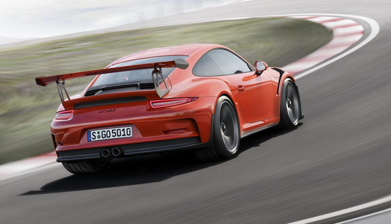 Porsche 911 GT3 RS: El coche perfecto para trackdays desde 208.509 euros 1