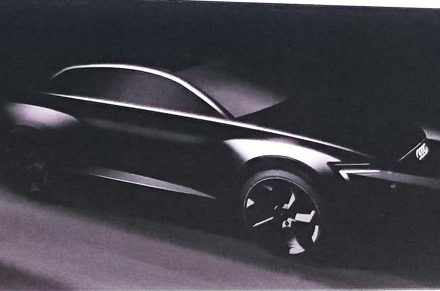 Primer anticipo oficial del Audi Q6, tendrá variante e-tron 1