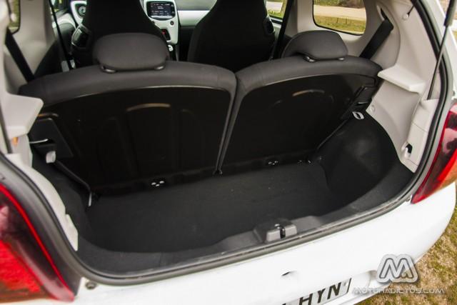 Prueba: Peugeot 108 Allure TOP! PureTech 82 CV (diseño, habitáculo, mecánica) 3