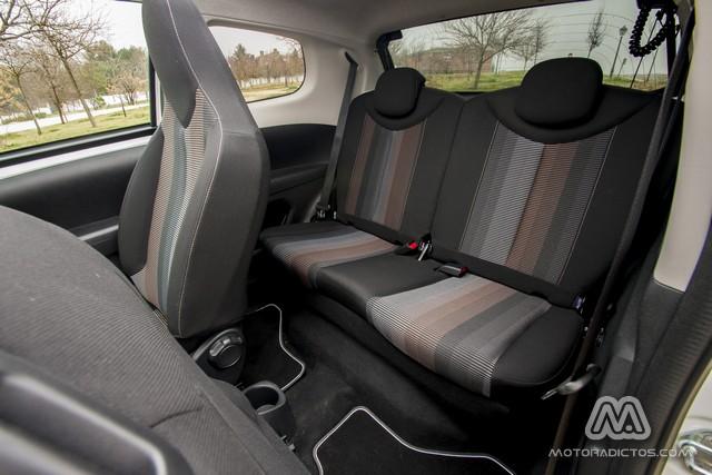 Prueba: Peugeot 108 Allure TOP! PureTech 82 CV (diseño, habitáculo, mecánica) 4