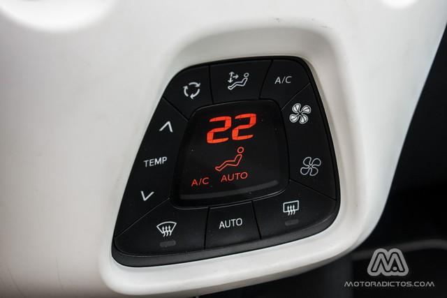 Prueba: Peugeot 108 Allure TOP! PureTech 82 CV (equipamiento, comportamiento, conclusión) 5