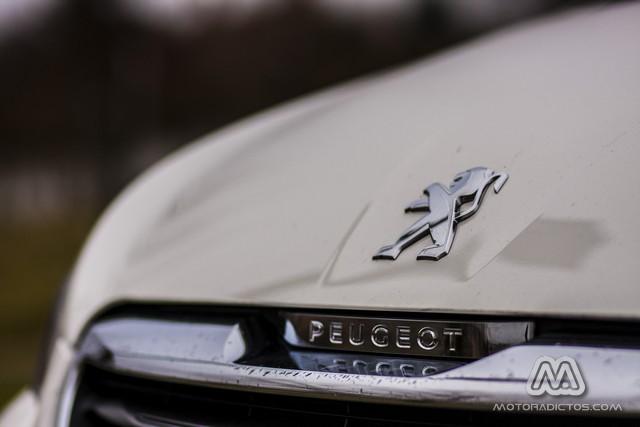 Prueba: Peugeot 108 Allure TOP! PureTech 82 CV (equipamiento, comportamiento, conclusión) 6