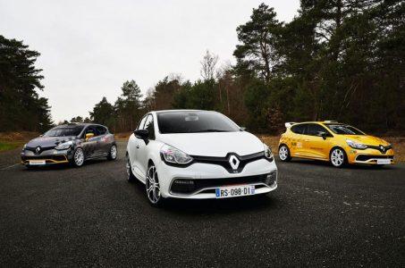 Renault Clio RS 220 Trophy: Más rápido y deportivo