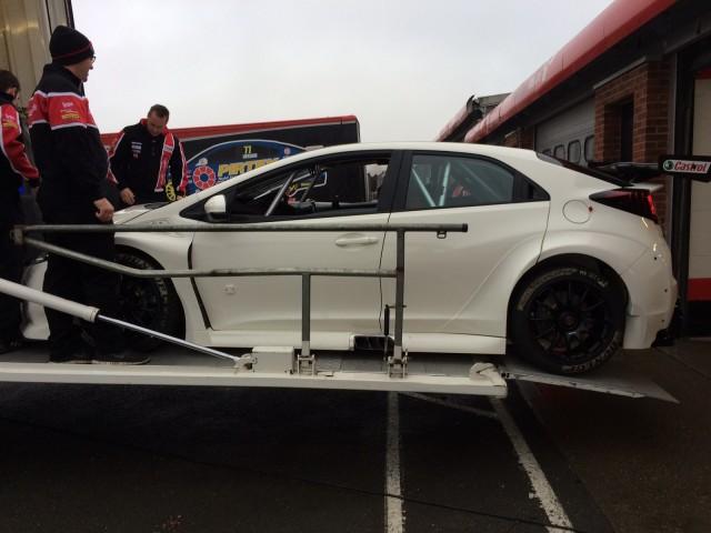 Tan sólo una semana para la presentación del Honda Civic Type R BTCC Racer 4