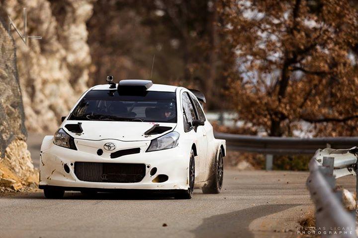 Toyota lanzará un Yaris de alto rendimiento, inspirado en el Yaris WRC 2