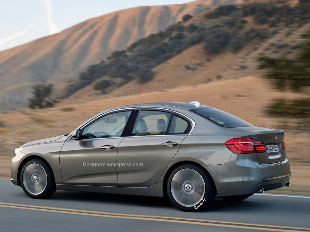 Un vistazo al BMW Serie 1 sedán 1