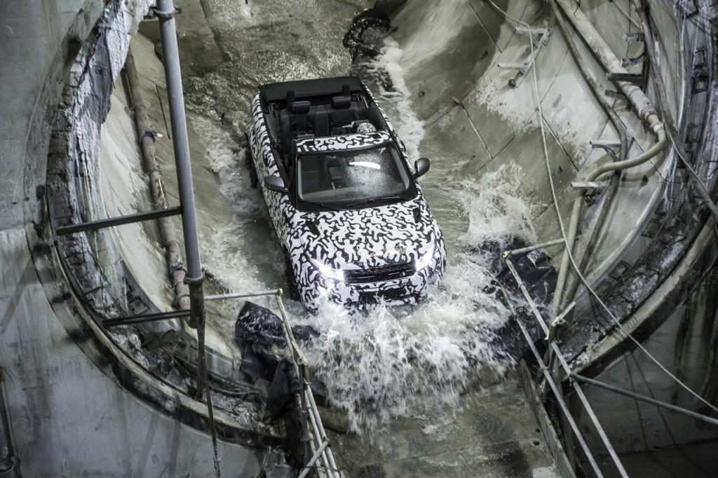 Vídeo: El Range Rover Evoque Convertible recibe luz verde 1