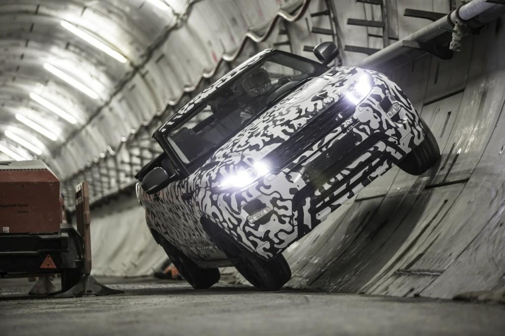 Vídeo: El Range Rover Evoque Convertible recibe luz verde 2