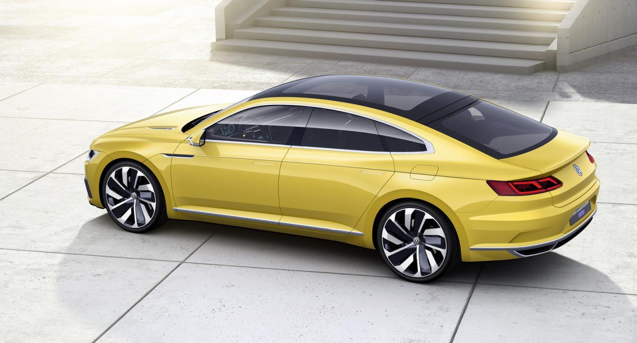 Volkswagen Sport Coupe Concept GTE 3