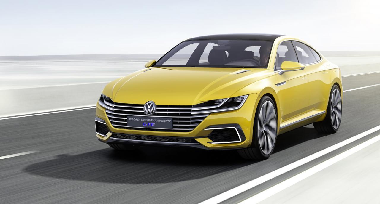 El Volkswagen Arteon dará vida a un Shooting Brake, ambos llegarán en 2017
